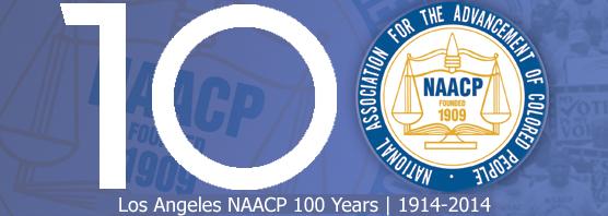 NAACP 100