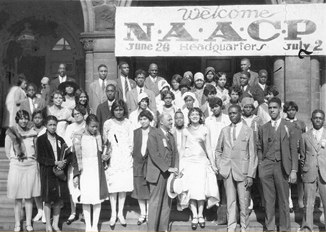 an introduction to the history and the origins of naacp In the article below historian susan bragg provides a brief introduction to the history of the national association for the advancement of colored people (naacp), the oldest continually active civil rights organization in the united states.